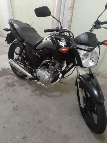 Honda Cg 125 Fun Ks  1fun 125 Ks Zerada