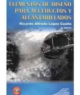 Elementos De Diseño Para Acueductos Y Alcantarillados (inclu