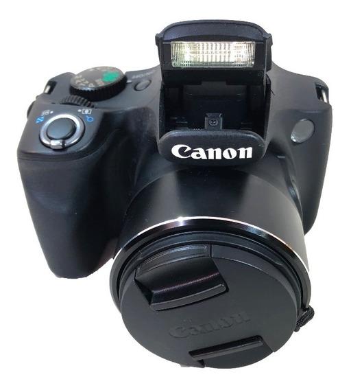 Camera Canon Sx520 Seminova Super Zoom