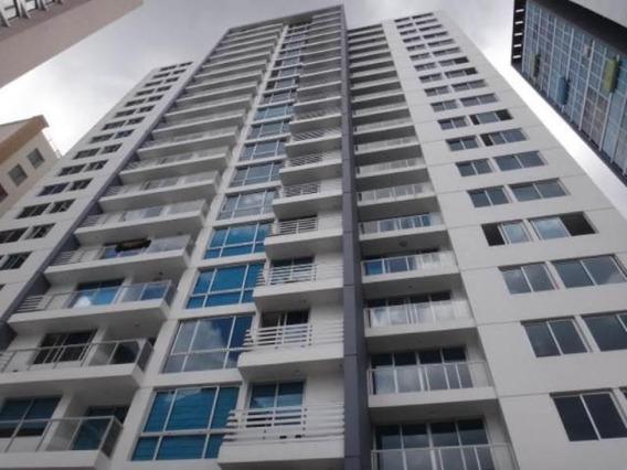 Acogedor Apartamento En Alquiler En El Cangrejo, Panamá Cv
