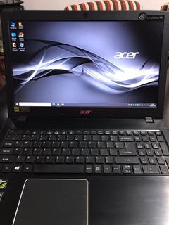 Notebok Gamer I5 6ta + 8 Gb + M2 120 Gb + 1 Tb + Video 950m