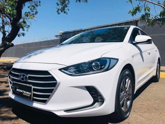 Hyundai Elantra 2.0 16v Flex Aut. 4p 2017 Na Garantia!