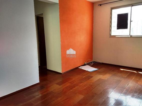Apartamento À Venda No Nova Campinas, 01 Dormitório. - Ap1118