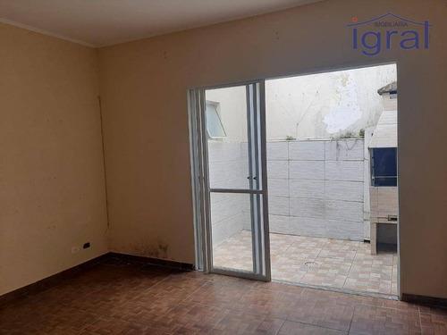 Imagem 1 de 12 de Casa Com 2 Dormitórios À Venda, 140 M² Por R$ 720.000,00 - Jardim Aeroporto - São Paulo/sp - Ca1081