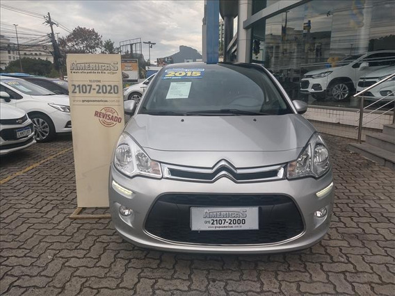 Citroën C3 C3 Tendance 1.6 Vti 120 (flex) (aut)