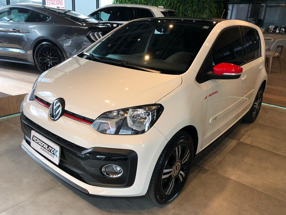 Volkswagen Up Tsi Pepper 1.0 Turbo Manual Flex 2018