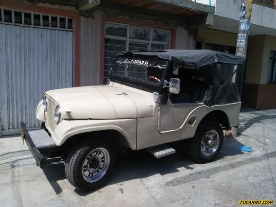 Williz Otros Modelos Jeep