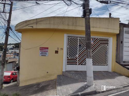 Casa Com 2 Dormitórios À Venda, 191 M² Por R$ 380.000,00 - Jardim Dos Oliveiras - Embu Das Artes/sp - Ca0523