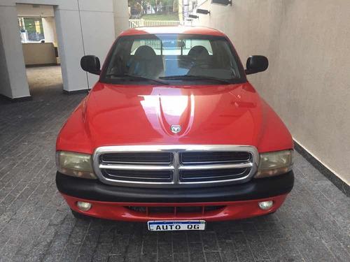 Imagem 1 de 15 de Dodge Dakota 1999 3.9 Sport Cab. Estendida 2p