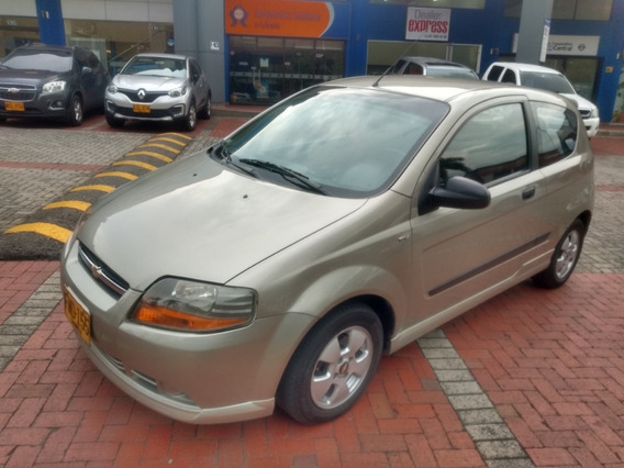 Chevrolet Aveo Gt 1.6cc Mt 2008
