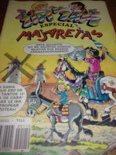 Comic Zipi Y Zape ,numero 110 ,majaretas ,bruguera ,1982
