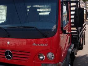 Mercedes-benz 915 2010 Carroceria 6.30 Mtrs Oportunidade