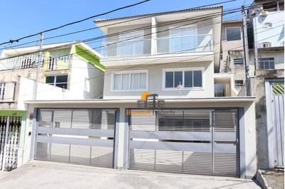 Sobrado Com 3 Dormitórios À Venda, 160 M² Por R$ 790.000 - Bela Vista - Osasco/sp - So3927