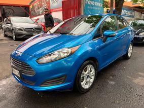 Ford Fiesta Se Unico Dueño Factura Original Estandar