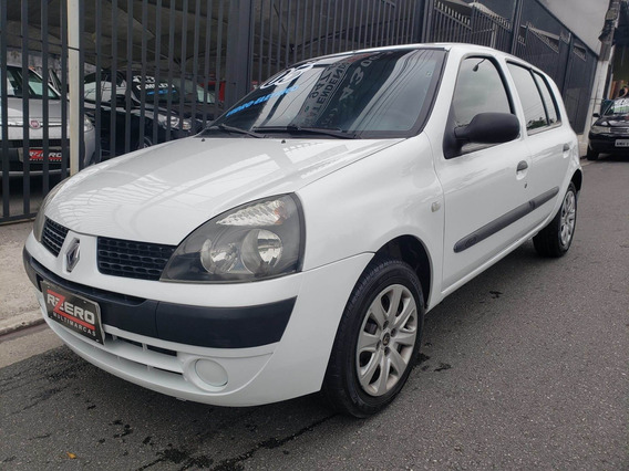 Renault Clio 1.0 Authentique 16v Gasolina 4p Manual