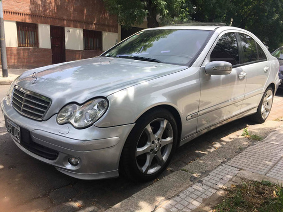 Mercedes-benz C200 Sedan