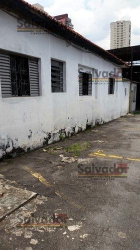 Terreno Em Ipiranga  -  São Paulo - 7481