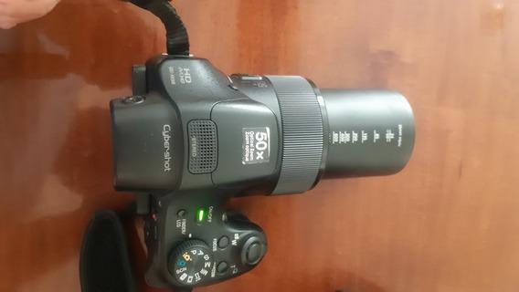 Camara De Foto Sony Dsc-300 20.4 Mp 50x Optical Zoom Cyber-s