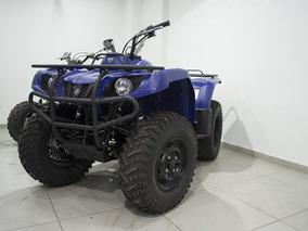 Grizzly 350 4x4 - 2017 - 0km