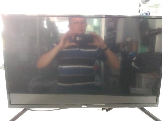 Tv Philco Com Tela Quebrada