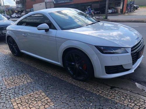 Audi Tt 2.0 Tfsi Ambition S-tronic 2p Coupé 2016