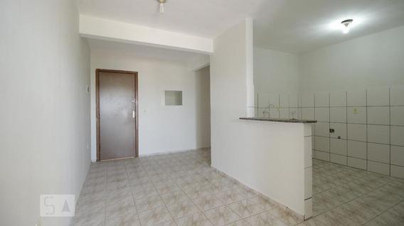 Apartamento No 3º Andar Com 1 Dormitório - Id: 892982289 - 282289