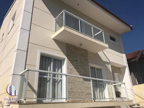 Sobrado Com 3 Dormitórios À Venda, 364 M² Por R$ 800.000,00 - Adalgisa - Osasco/sp - So0399