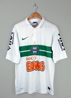 Camisa Coritiba Home 2012 Original Nike