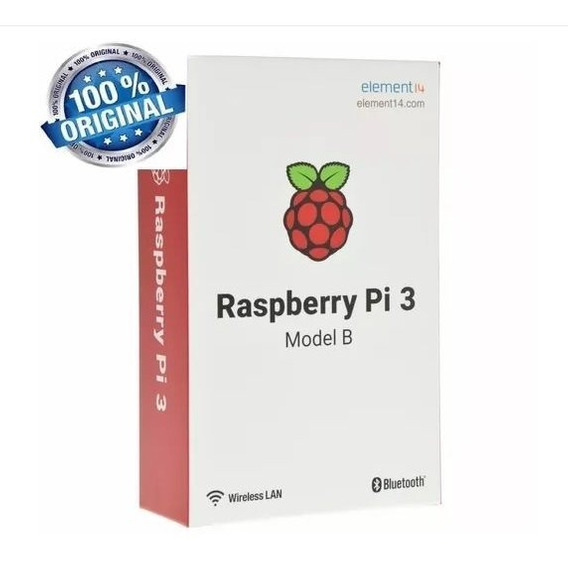 Raspberry Pi 3 Pi3 Quadcore 1.2ghz 10x +rapido 1gb Model B