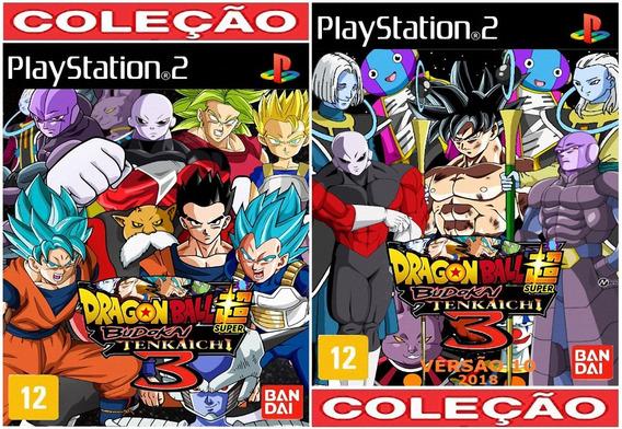 Dragon Ball Z Budokai Tenkaich 3 V8 E V10 Latino Ps2 Patch
