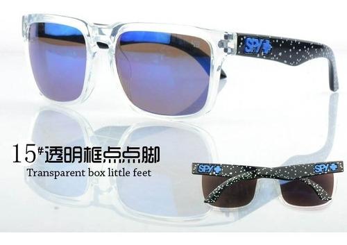 Imagen 1 de 1 de Gafas De Sol Unisex Spy Ken Block Estilo Retro Modelo 15