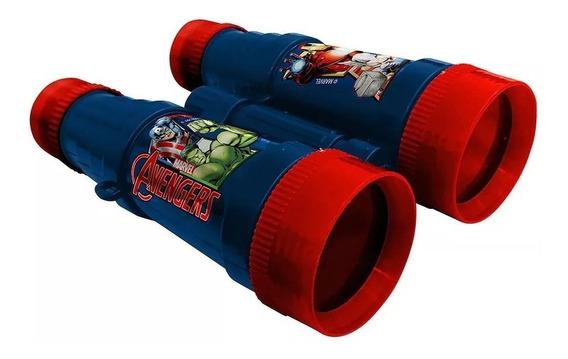 Kit 10 Binóculos De Brinquedo Avengers Linha Oficial Atacado