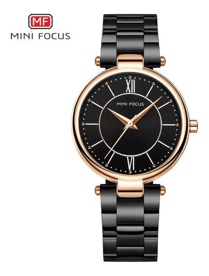 Relógio Feminino Mini Focus Mf0189 Original