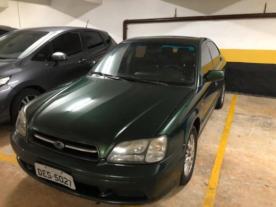 Subaru Legacy 2001 2.0