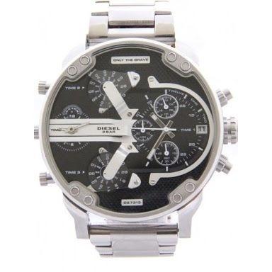 Relógio Diesel Dz7314 Daddy Original