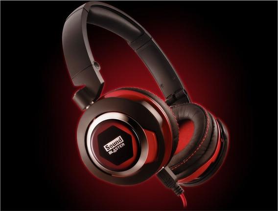 Creative Sound Blaster Evo Gh0260 Usb iPhone Samsung Pc Ps4