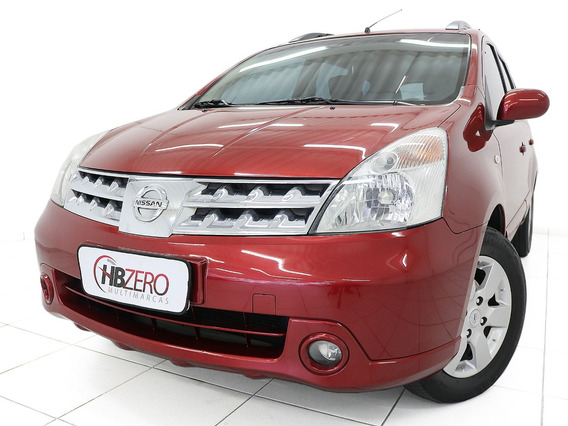 Nissan Livina 1.6 Sl 16v Flex 2012