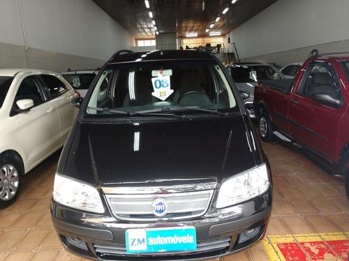 Fiat Idea 1.4 Elx Flex 5p  08  08  Lm  Automóveis