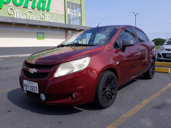 Chevrolet Sail 2013 Tm 1.4