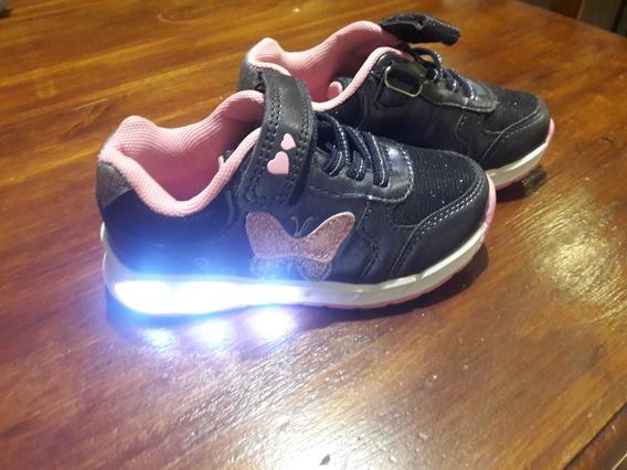 Zapatillas Con Luces Nena Primark