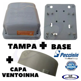 Tampa + Base + Capa Da Ventoinha Motor Basculante Peccinin