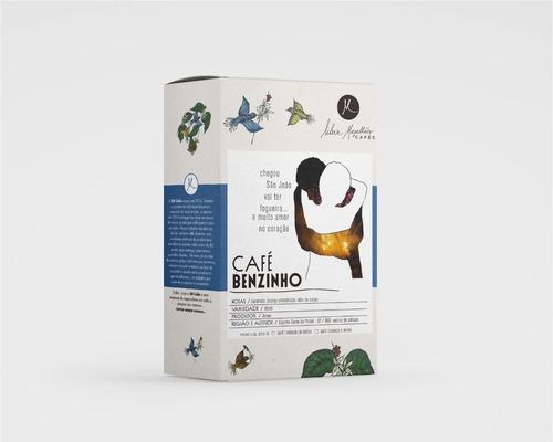 Imagem 1 de 2 de Café Benzinho 250g - Grãos