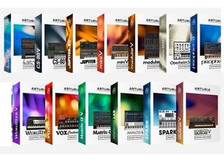 Arturia V Collection 6 (mac Win / Vst / Plugins)