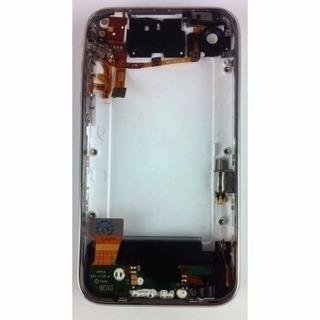 Carcaça Completa iPhone 3gs Branco Frete Grátis