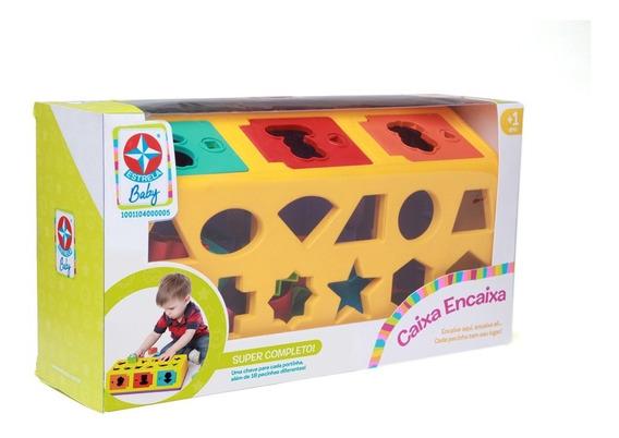 Caixa Encaixa Estrela Baby - Estrela