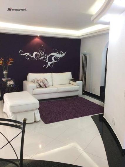 Apartamento Com 3 Dormitórios À Venda, 138 M² - Jardim Avelino - São Paulo/sp - Ap1513