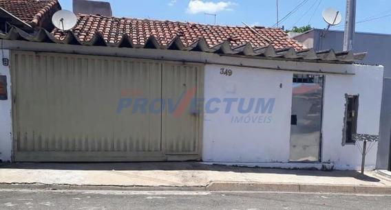 Casa À Venda Em Parque Residencial Abílio Pedro - Ca276619