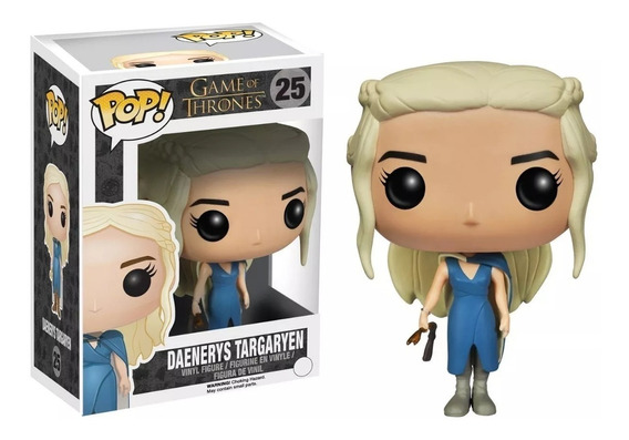 Figura Funko Pop 25 Daenerys - Game Of Thrones Oferta!