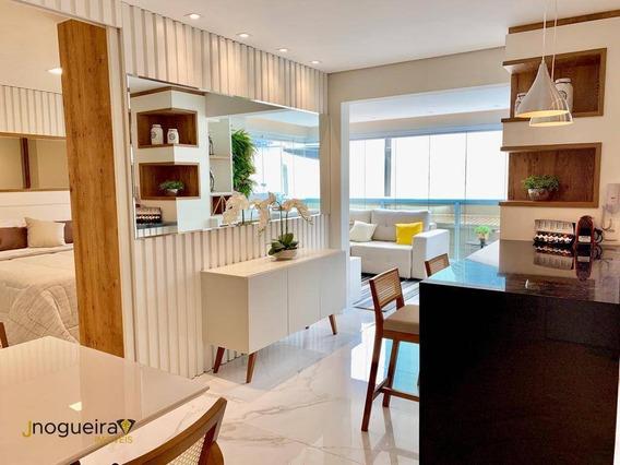 Apartamento De Novela Com 1 Dormitório Para Alugar, 57 M² Por R$ 9.000/mês - Itaim Bibi - São Paulo/sp - Ap13557