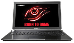 Notebook Gamer Gigabyte P25x V2 Corei7 Gtx880 16gb 1t+256ssd